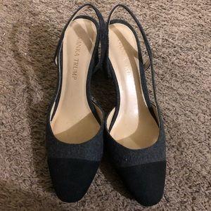 cbca9560204e Women s Ivanka Trump Slingback Heels on Poshmark
